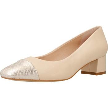 Schuhe Damen Pumps Mikaela 17104 Beige