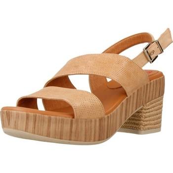 Schuhe Damen Sandalen / Sandaletten Mikaela 17071 Brown