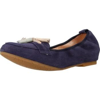 Schuhe Damen Ballerinas Mikaela 17010 Blau