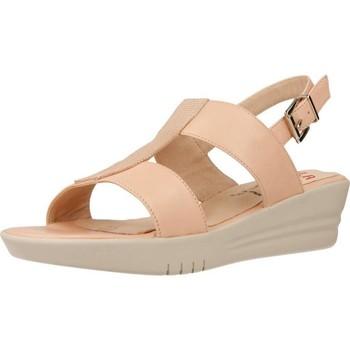 Schuhe Damen Sandalen / Sandaletten Mikaela 17089 Rosa