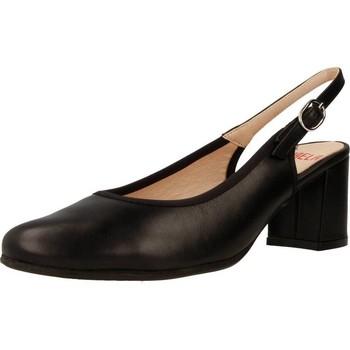 Schuhe Damen Pumps Mikaela 17109 Schwarz