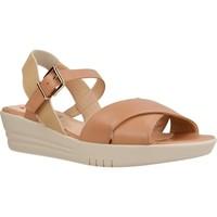 Schuhe Damen Sandalen / Sandaletten Mikaela 17101 Brown