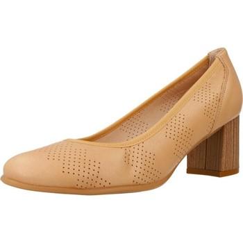 Schuhe Damen Pumps Mikaela 17029 Brown