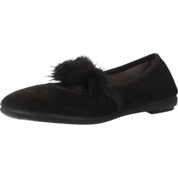 Schuhe Mädchen Ballerinas Vulladi 1405 070 Schwarz