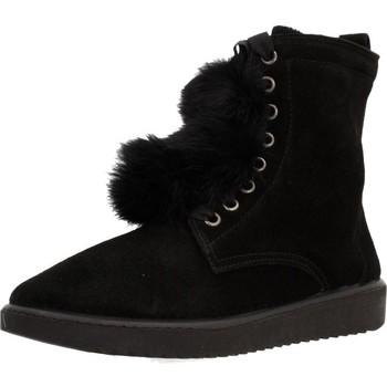 Schuhe Damen Boots Vulladi 1866 070 Schwarz