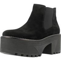 Schuhe Damen Boots Alpe 3504 11 Schwarz