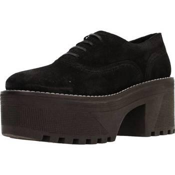 Schuhe Damen Derby-Schuhe Alpe 3505 11 Schwarz