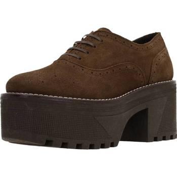 Schuhe Damen Derby-Schuhe Alpe 3505 11 Brown