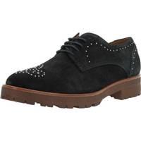 Schuhe Damen Derby-Schuhe Alpe 3380 11 Schwarz