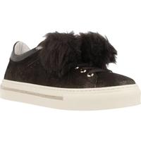 Schuhe Damen Sneaker Low Alpe 3287 13 Schwarz