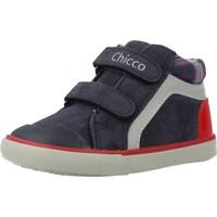 Schuhe Jungen Sneaker High Chicco GAYER Blau