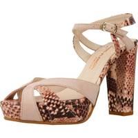 Schuhe Damen Sandalen / Sandaletten Angel Alarcon 17516 513 Rosa