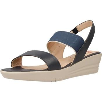 Schuhe Damen Sandalen / Sandaletten Mikaela 17777M Blau