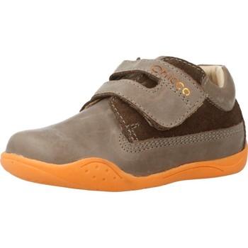 Schuhe Jungen Sneaker Low Chicco GRIMAL Brown
