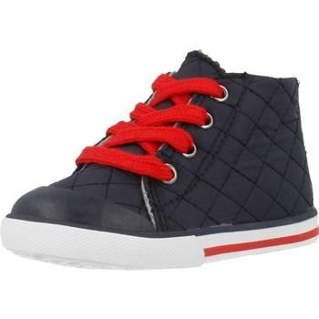Schuhe Jungen Sneaker High Chicco GENNIES Blau