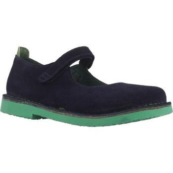 Schuhe Mädchen Derby-Schuhe & Richelieu B-Run 700 Blau