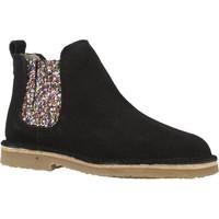 Schuhe Mädchen Boots B-Run 301B Schwarz