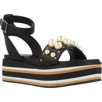 Schuhe Damen Sandalen / Sandaletten Bruno Premi R4500X Schwarz