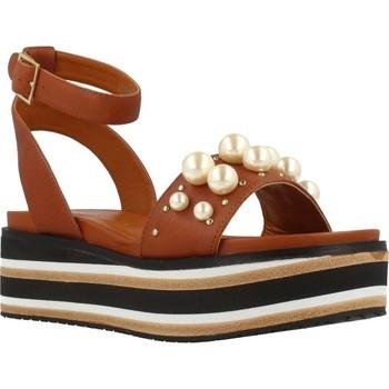 Schuhe Damen Sandalen / Sandaletten Bruno Premi R4500X Brown