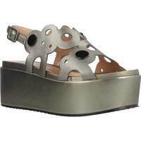 Schuhe Damen Sandalen / Sandaletten Bruno Premi R5003G Brown