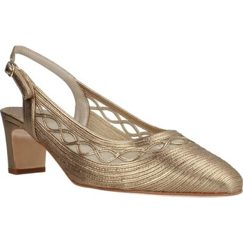 Schuhe Damen Pumps Sitgetana 29427 Gold