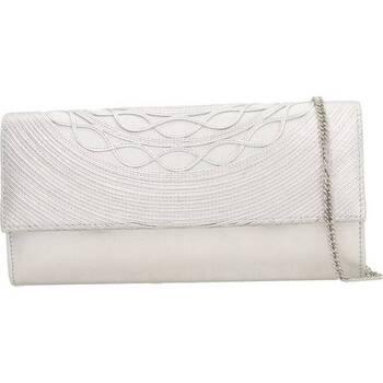 Taschen Damen Geldtasche / Handtasche Argenta B2022 Silber