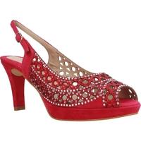 Schuhe Damen Sandalen / Sandaletten Sitgetana 29203 Rosa