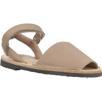 Schuhe Jungen Sandalen / Sandaletten Ria 20090 Brown