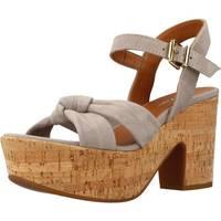 Schuhe Damen Sandalen / Sandaletten Alpe 3763 12 Grau