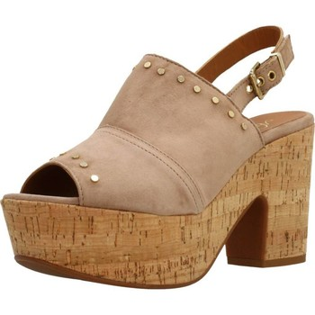 Schuhe Damen Sandalen / Sandaletten Alpe 3767 12 Brown