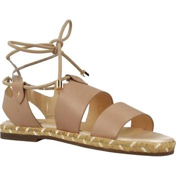 Geox D KOLLEEN Brown - Schuhe Sandalen / Sandaletten Damen 4796