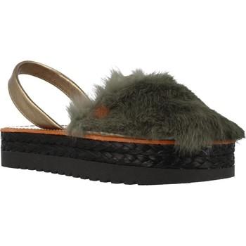 Schuhe Damen Sandalen / Sandaletten Menorquinas Popa GOA Grün