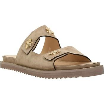 Schuhe Damen Sandalen / Sandaletten Elvio Zanon H0501P Brown