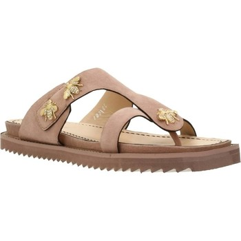 Schuhe Damen Sandalen / Sandaletten Elvio Zanon H0502P Brown