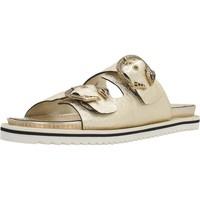 Schuhe Damen Sandalen / Sandaletten Elvio Zanon H3804P Gold