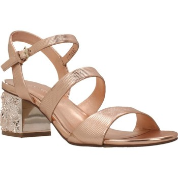 Schuhe Damen Sandalen / Sandaletten Elvio Zanon H5201P Brown