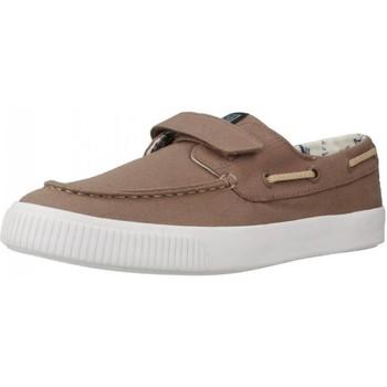 Schuhe Jungen Bootsschuhe Gioseppo 43979G Brown