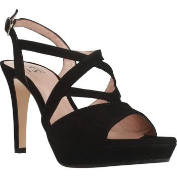Schuhe Damen Sandalen / Sandaletten Joni 14224J Schwarz