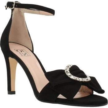 Schuhe Damen Sandalen / Sandaletten Joni 14254J Schwarz