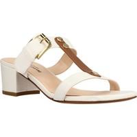Schuhe Damen Sandalen / Sandaletten Eliza Ferrari 131 50 Weiß
