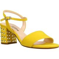 Schuhe Damen Sandalen / Sandaletten Eliza Ferrari 170 60 Gelb