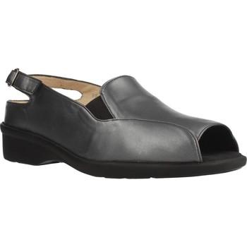 Schuhe Damen Sandalen / Sandaletten Trimas Menorca 847T Silber