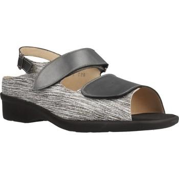 Schuhe Damen Sandalen / Sandaletten Trimas Menorca 852T Silber