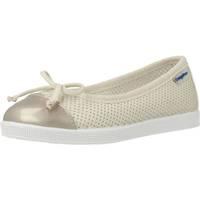 Schuhe Mädchen Derby-Schuhe & Richelieu Conguitos IV129527 Brown
