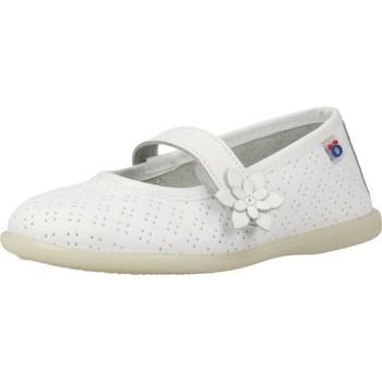 Schuhe Mädchen Ballerinas Conguitos IVS10255 Weiß