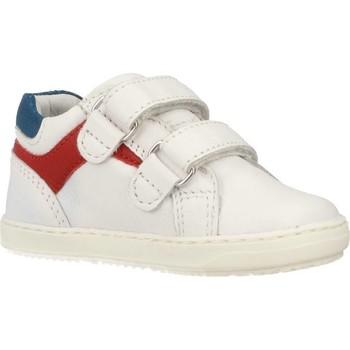 Schuhe Mädchen Sneaker Low Chicco GIAN Weiß