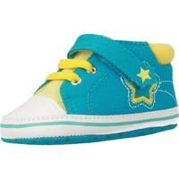 Schuhe Jungen Sneaker High Chicco NIAGO Blau