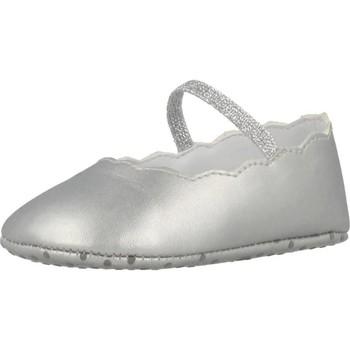 Schuhe Mädchen Derby-Schuhe & Richelieu Chicco OLTY Silber