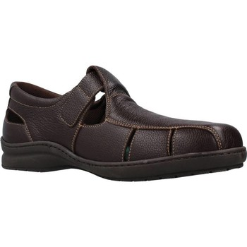 Schuhe Herren Sandalen / Sandaletten Pinosos 6008H Brown