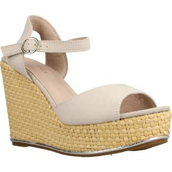 Schuhe Damen Sandalen / Sandaletten Lumberjack ESTELLE Weiß